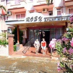 Rosy Apart Турция, Мармарис - 1 отзыв об отеле, цены и фото номеров - забронировать отель Rosy Apart онлайн приотельная территория