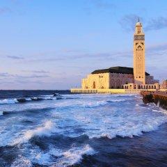 Отель Hyatt Regency Casablanca Марокко, Касабланка - отзывы, цены и фото номеров - забронировать отель Hyatt Regency Casablanca онлайн бассейн фото 3