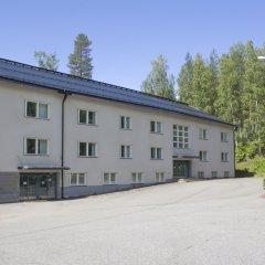 Отель Karelia Bed Йоенсуу вид на фасад
