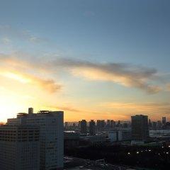 Tokyo Bay Ariake Washington Hotel балкон