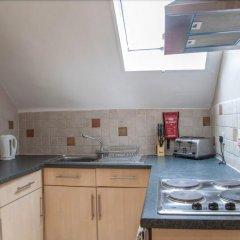 Отель Castle View Apartments Великобритания, Эдинбург - отзывы, цены и фото номеров - забронировать отель Castle View Apartments онлайн в номере фото 2