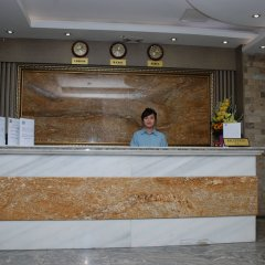 Dream Gold Hotel 1 Ханой интерьер отеля фото 2