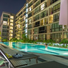 Отель Connext Residence Таиланд, Пхукет - отзывы, цены и фото номеров - забронировать отель Connext Residence онлайн бассейн