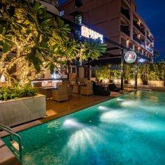 Отель A-One Pattaya Beach Resort бассейн фото 3
