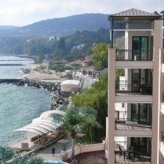 Отель Marina City Балчик пляж