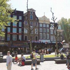 Отель Rembrandt Square Hotel Нидерланды, Амстердам - отзывы, цены и фото номеров - забронировать отель Rembrandt Square Hotel онлайн спортивное сооружение