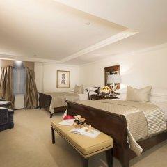 The Michelangelo Hotel комната для гостей фото 5