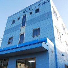 Отель Auberge Япония, Якусима - отзывы, цены и фото номеров - забронировать отель Auberge онлайн вид на фасад