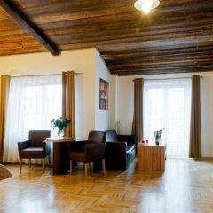 Отель Aparthotel Pergamin Краков помещение для мероприятий