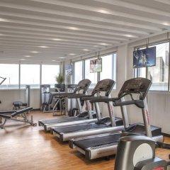 Отель Centro Olaya фитнесс-зал фото 2