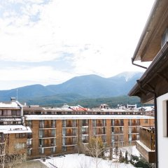Отель Elegant Lux Болгария, Банско - 1 отзыв об отеле, цены и фото номеров - забронировать отель Elegant Lux онлайн балкон