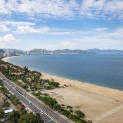 Отель Xavia Hotel Вьетнам, Нячанг - 1 отзыв об отеле, цены и фото номеров - забронировать отель Xavia Hotel онлайн пляж