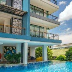 Отель AVA Sea Resort бассейн фото 4