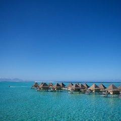Отель InterContinental Le Moana Resort Bora Bora пляж фото 2