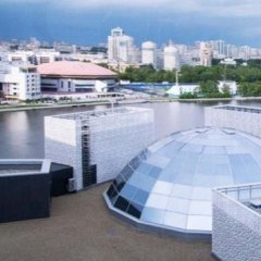 Гостиница Резиденция балкон