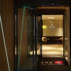 Отель the b tokyo akasaka-mitsuke спа