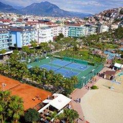 Sultan Sipahi Resort Hotel спортивное сооружение