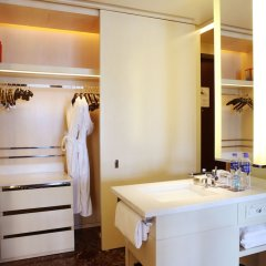 Отель Grand Hyatt Guangzhou Гуанчжоу ванная