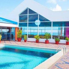 Отель Calypso Beach Колумбия, Сан-Андрес - отзывы, цены и фото номеров - забронировать отель Calypso Beach онлайн бассейн фото 2