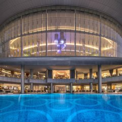 Jumeirah at Etihad Towers Hotel Абу-Даби