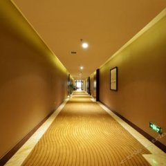 Chongqing Zesheng Hot Spring Hotel интерьер отеля фото 2