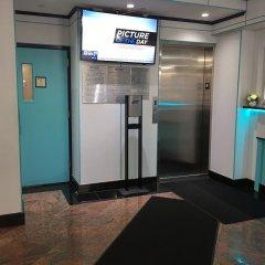 Отель Belnord Hotel США, Нью-Йорк - 10 отзывов об отеле, цены и фото номеров - забронировать отель Belnord Hotel онлайн фитнесс-зал