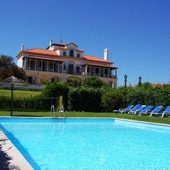 Отель Palacio De Rio Frio бассейн фото 2