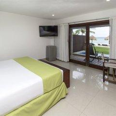 Le Reve Boutique Beachfront Hotel комната для гостей фото 2