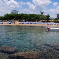 Numa Beach & Spa Hotel Турция, Аланья - отзывы, цены и фото номеров - забронировать отель Numa Beach & Spa Hotel - Adults Only - All Inclusive онлайн приотельная территория фото 2