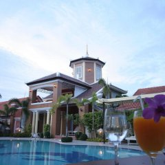 Отель Budsaba Resort & Spa спортивное сооружение