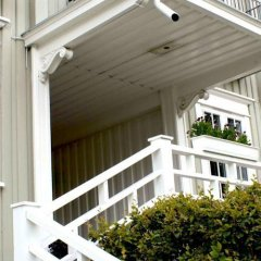 Отель Singsaker Sommerhotell Норвегия, Тронхейм - отзывы, цены и фото номеров - забронировать отель Singsaker Sommerhotell онлайн балкон