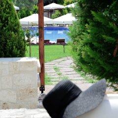 Отель Kassandra Village Resort фитнесс-зал