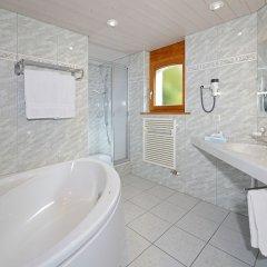Отель Simi Швейцария, Церматт - отзывы, цены и фото номеров - забронировать отель Simi онлайн ванная