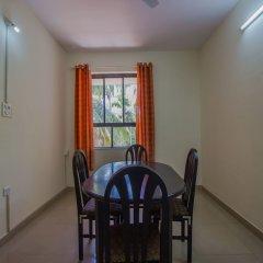 Отель OYO 12928 Home Modern 2 BHK Trinity Beach Гоа комната для гостей