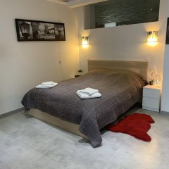 Отель Luxueuse et Confortable Villa sur Mer Франция, Ницца - отзывы, цены и фото номеров - забронировать отель Luxueuse et Confortable Villa sur Mer онлайн комната для гостей фото 4