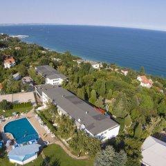Отель Strandja Болгария, Золотые пески - отзывы, цены и фото номеров - забронировать отель Strandja онлайн пляж фото 2
