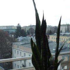 Отель Ajaks Mokotów балкон