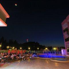 Rosy Hotel бассейн фото 6
