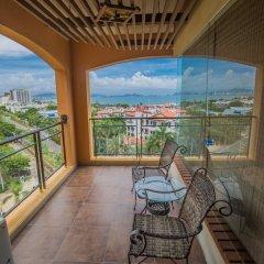 Отель Palmena Apartment - Sanya Китай, Санья - отзывы, цены и фото номеров - забронировать отель Palmena Apartment - Sanya онлайн балкон
