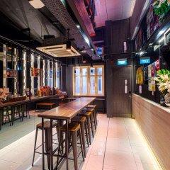 CUBE Boutique Capsule Hotel @ Chinatown Сингапур гостиничный бар