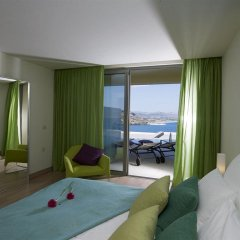 Lindos Blu Luxury Hotel & Suites - Adults Only комната для гостей