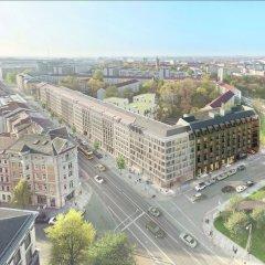 Отель Indigo Dresden - Wettiner Platz Германия, Дрезден - отзывы, цены и фото номеров - забронировать отель Indigo Dresden - Wettiner Platz онлайн фото 5