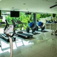Отель Laguna Heights Pattaya Таиланд, Паттайя - отзывы, цены и фото номеров - забронировать отель Laguna Heights Pattaya онлайн фитнесс-зал фото 4