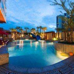 Отель Jasmine City Бангкок бассейн