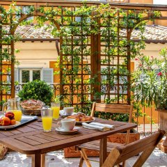 Tiziano Hotel Рим питание