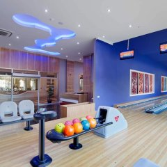 Crystal Sunset Luxury Resort & Spa Турция, Сиде - 1 отзыв об отеле, цены и фото номеров - забронировать отель Crystal Sunset Luxury Resort & Spa - All Inclusive онлайн фитнесс-зал фото 2