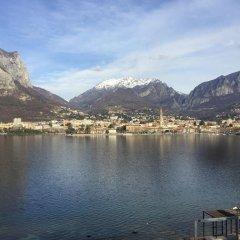 Отель Promessi Sposi Италия, Мальграте - отзывы, цены и фото номеров - забронировать отель Promessi Sposi онлайн приотельная территория фото 2
