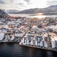 Отель Quality Hotel Ålesund Норвегия, Олесунн - 1 отзыв об отеле, цены и фото номеров - забронировать отель Quality Hotel Ålesund онлайн