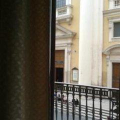 Отель Corso Grand Suite балкон