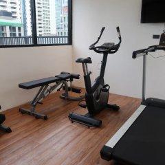 Отель Syama Sukhumvit 20 Бангкок фитнесс-зал